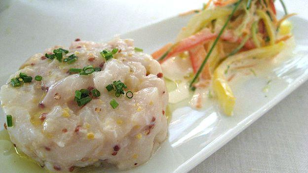 Ricetta Tartara Di Pesce – Salsa