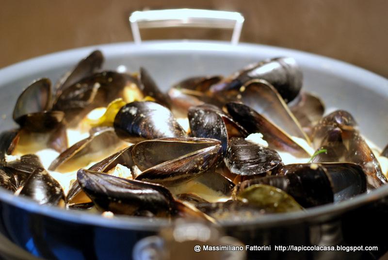Ricetta Cozze Al Latte – Pesce