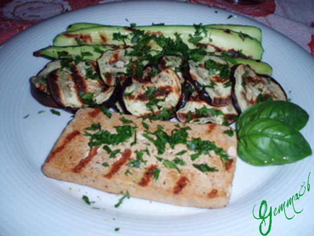 Ricetta Tofu Alla Piastra – Contorno