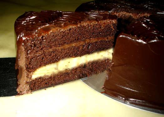 Ricetta Torta Al Cioccolato E Banana – Antipasto