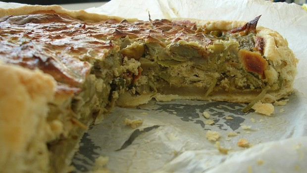 Ricetta Torta Di Carciofi (6) – Contorno