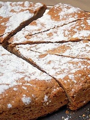 Ricetta Torta Di Noci E Frutta Candita – Dessert