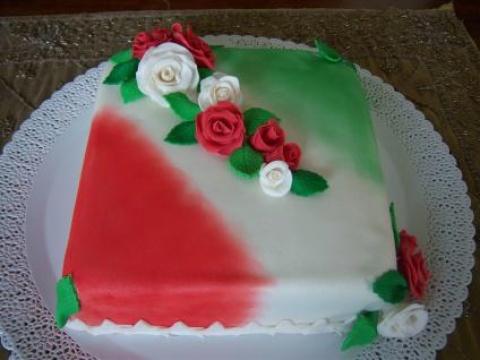 Ricetta Torta Tricolore – Contorno