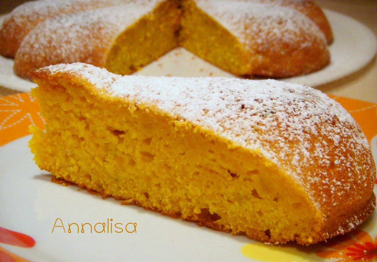 Ricetta Torta Di Zucca – Dessert