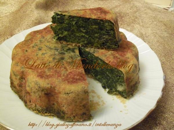 Ricetta Flan Di Spinaci (2) – Contorno