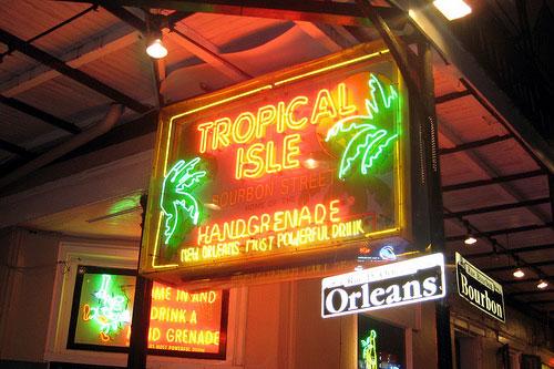 Ricetta Tropical Isle – Bevande