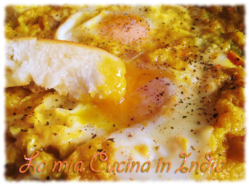 Ricetta Minestra Di Zucca E Uovo – Primo
