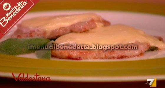 Ricetta Valdostane Di Vitello – Carne