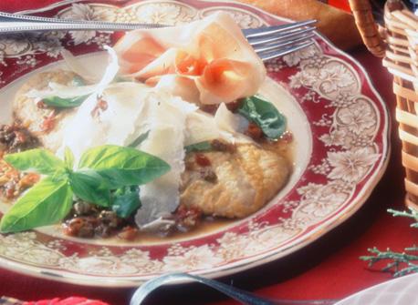 Ricetta Scaloppine Al Grana – Carne