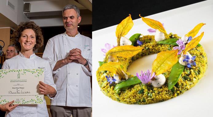 Ricette vegetariane: concorso Bianchi Leemann e Marchesi
