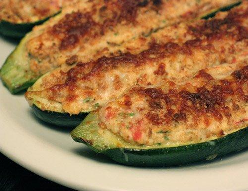 Ricetta Zucchine Ripiene (4) – Contorno