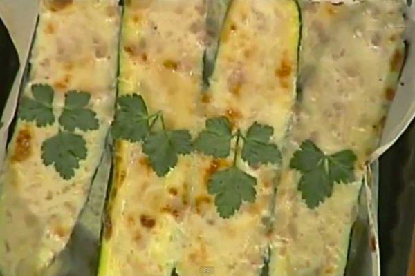 Ricetta Zucchine In Besciamella – Contorno