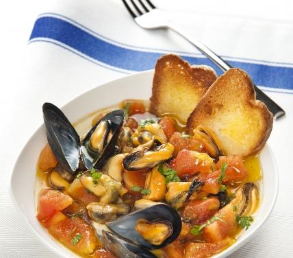 Ricetta Zuppa Di Cozze (5) – Pesce