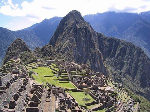 Tour sud America