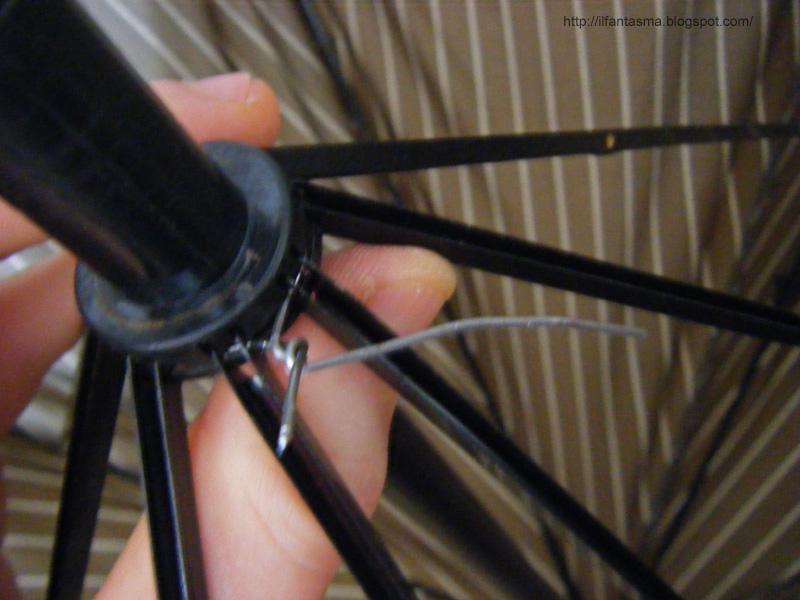 Come riparare un ombrello