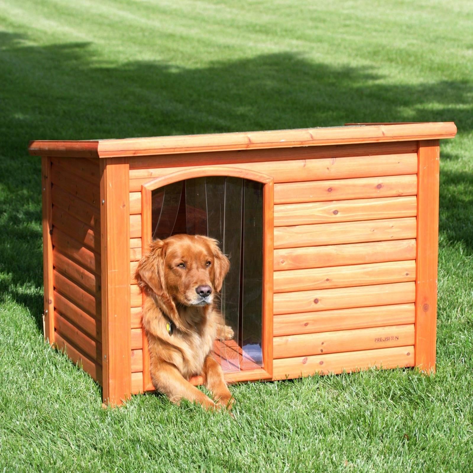 Come costruire una cuccia per cane donne magazine - Niche pour chien a faire soi meme ...