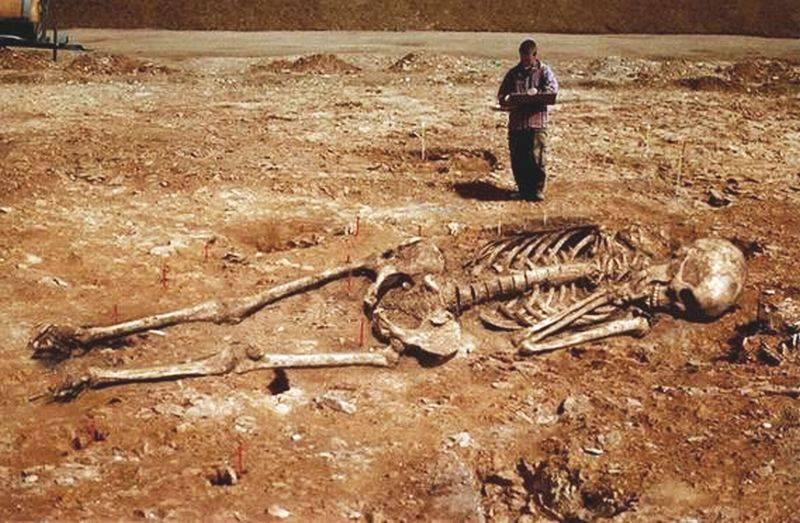 Mistero dei Giganti di Sardegna