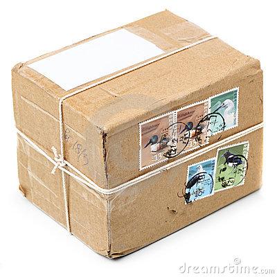 Come spedire un pacco all'estero