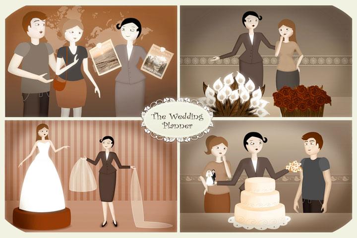 wedding planner pinkroma 4