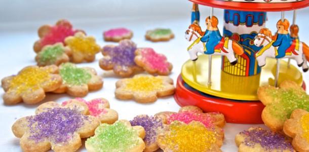 Colorare lo zucchero