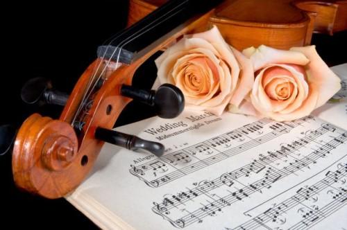 Musica per il matrimonio 500x332