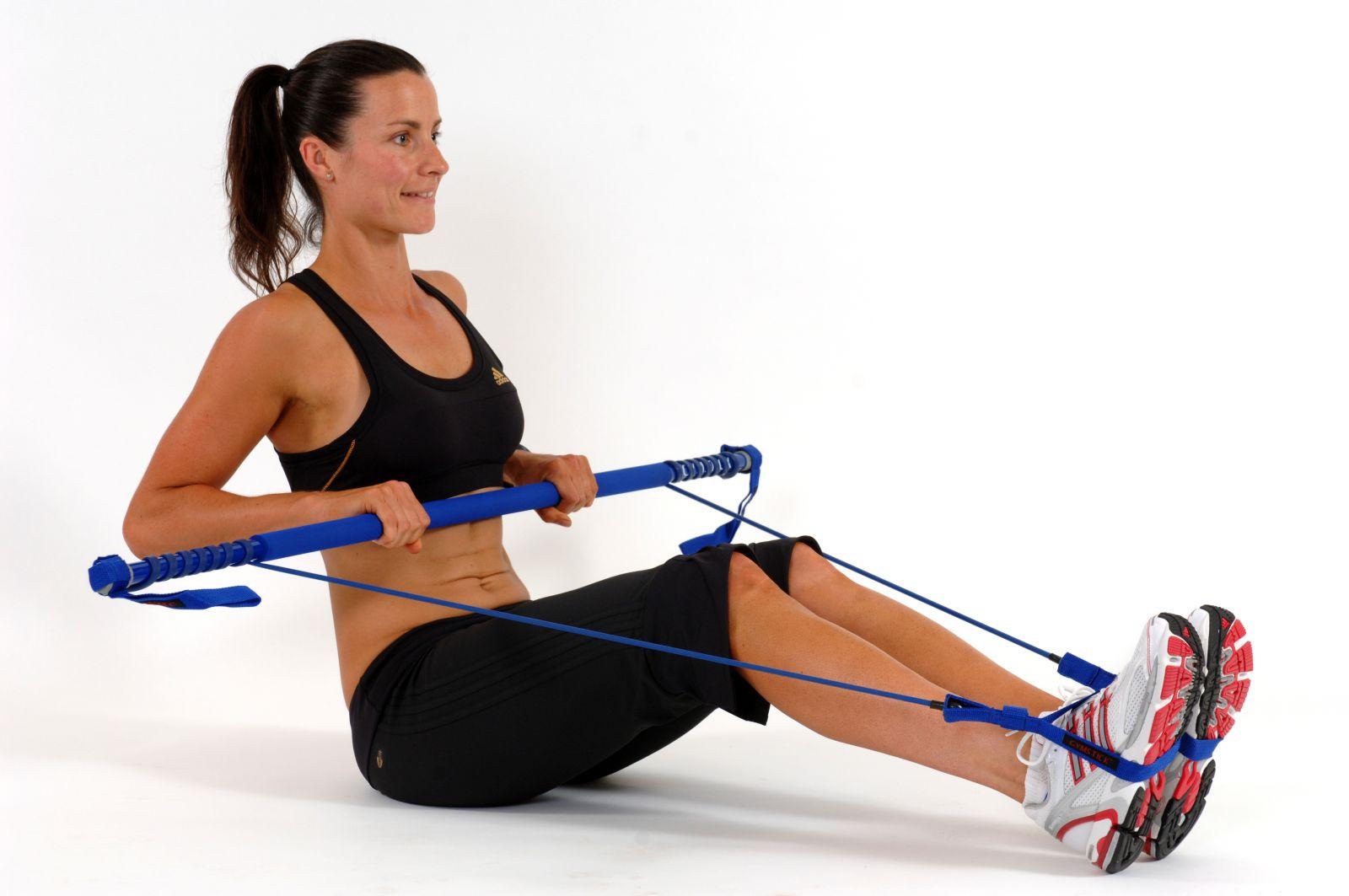 In forma con gli elastici: Gymstick