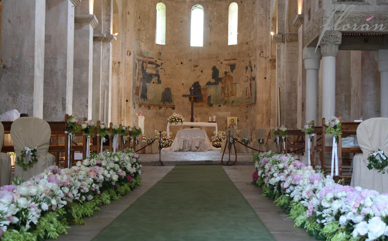 galleria matrimoni addobbo chiesa per matrimonio