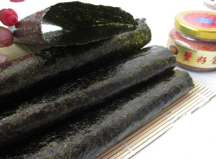 Dove comprare alga per sushi