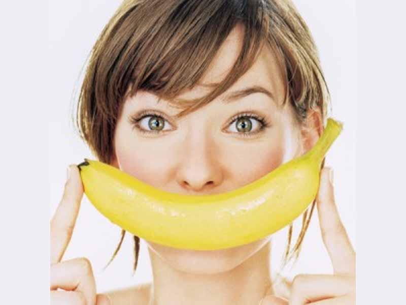 Crema viso nutriente alla banana e yogurt