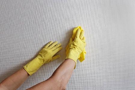 Come togliere la muffa dai muri