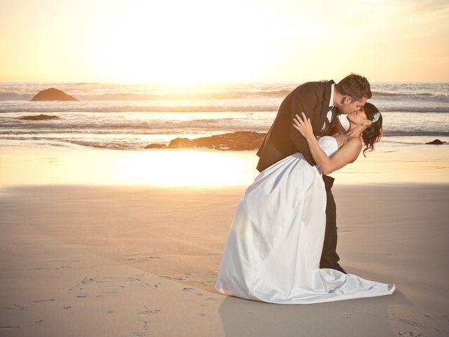 Viaggio di nozze in inverno