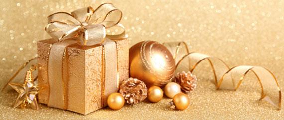 Fare regali di Natale in una giornata