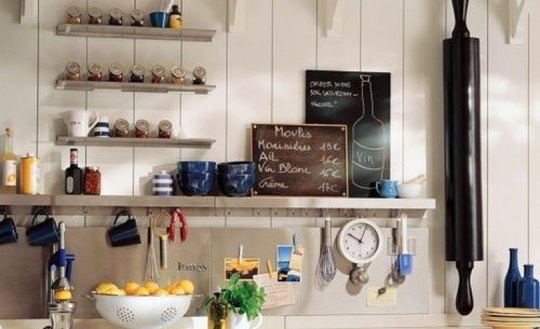 Come arredare una cucina piccola donne magazine - Arredare cucina piccola rettangolare ...