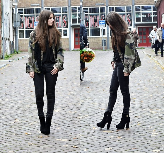 Outfit With Black Boots Immagini & Outfit With Black Boots