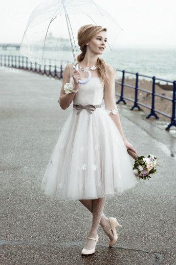 dieci abiti da sposa in stile Anni Cinquanta 2014/2015