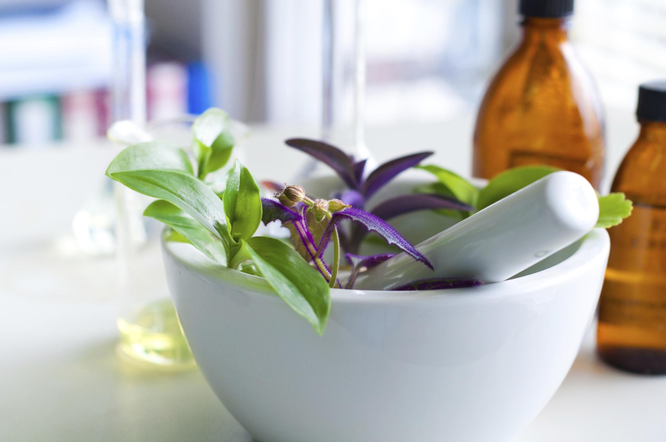 Che cos'è la floriterapia?