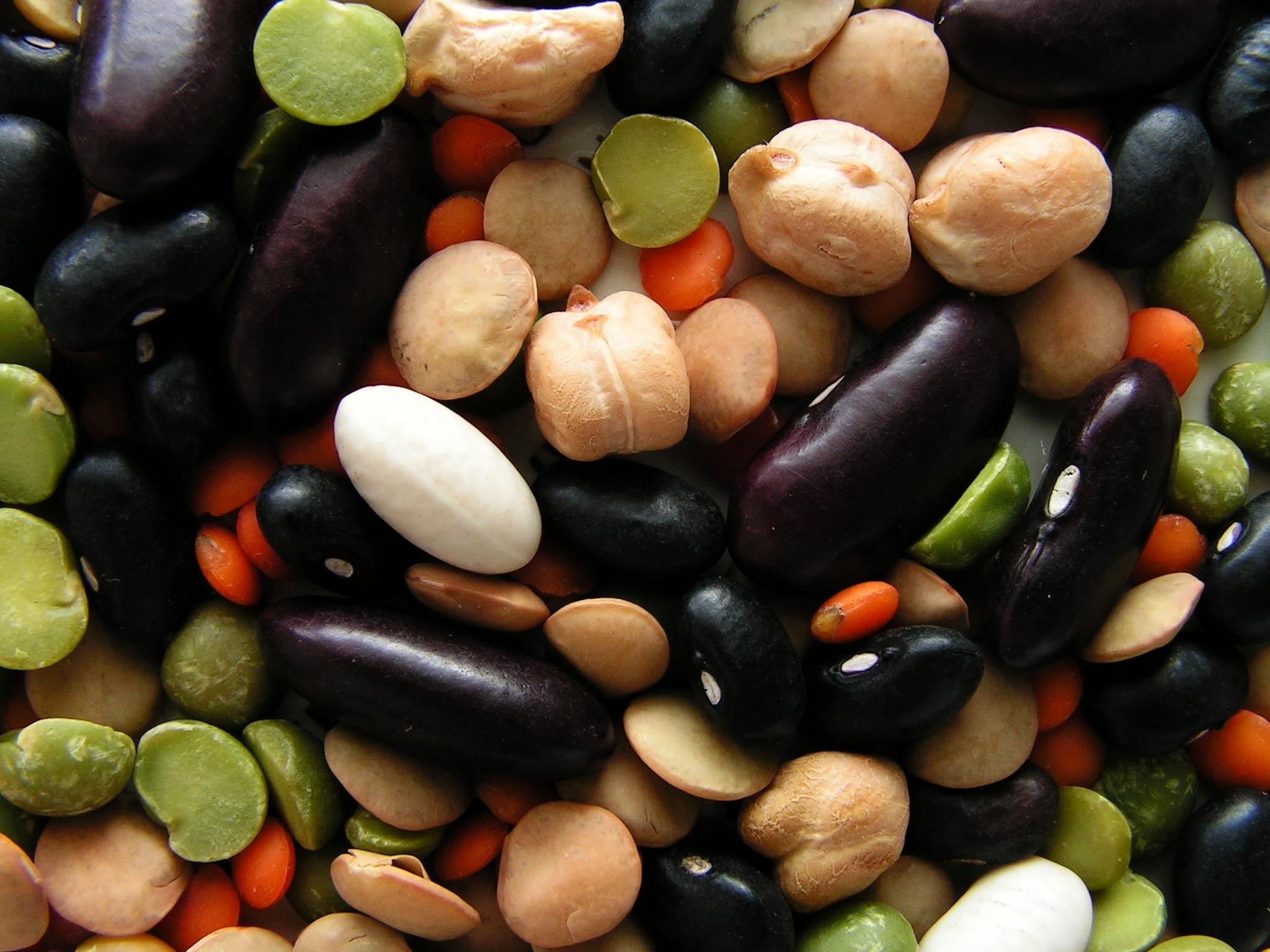 Ricetta Zuppa di legumi e cereali