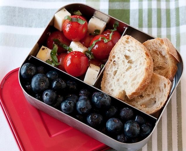 Come funziona la dieta lunch box
