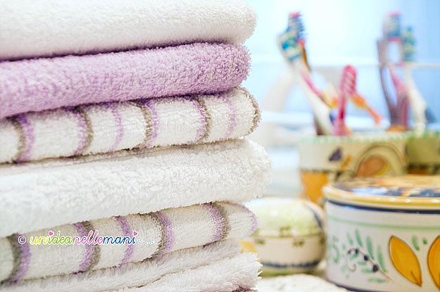 Idee per riciclare i vecchi asciugamani