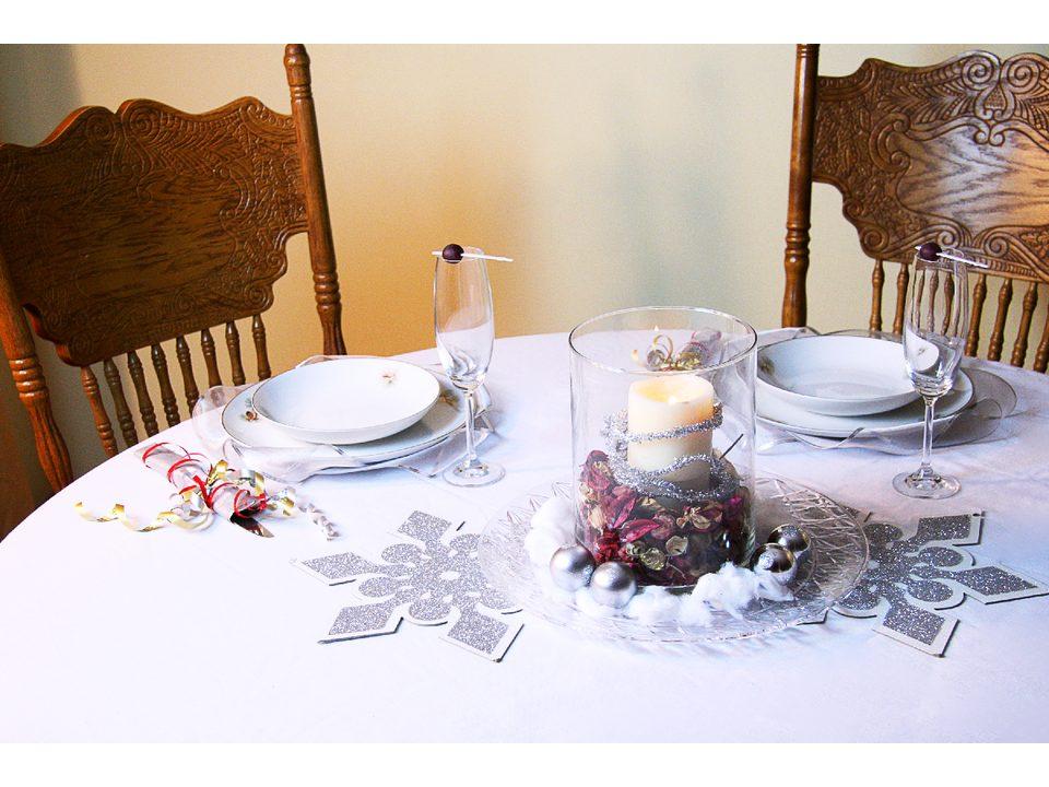 Come apparecchiare la tavola per il cenone di Capodanno