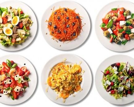 Menù settimanale della dieta dissociata