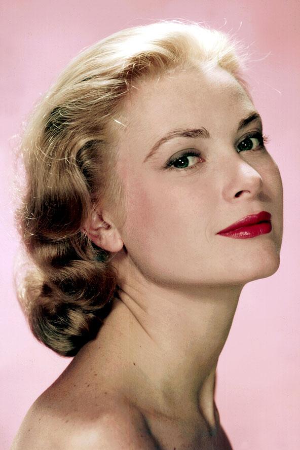 Make up Grace Kelly