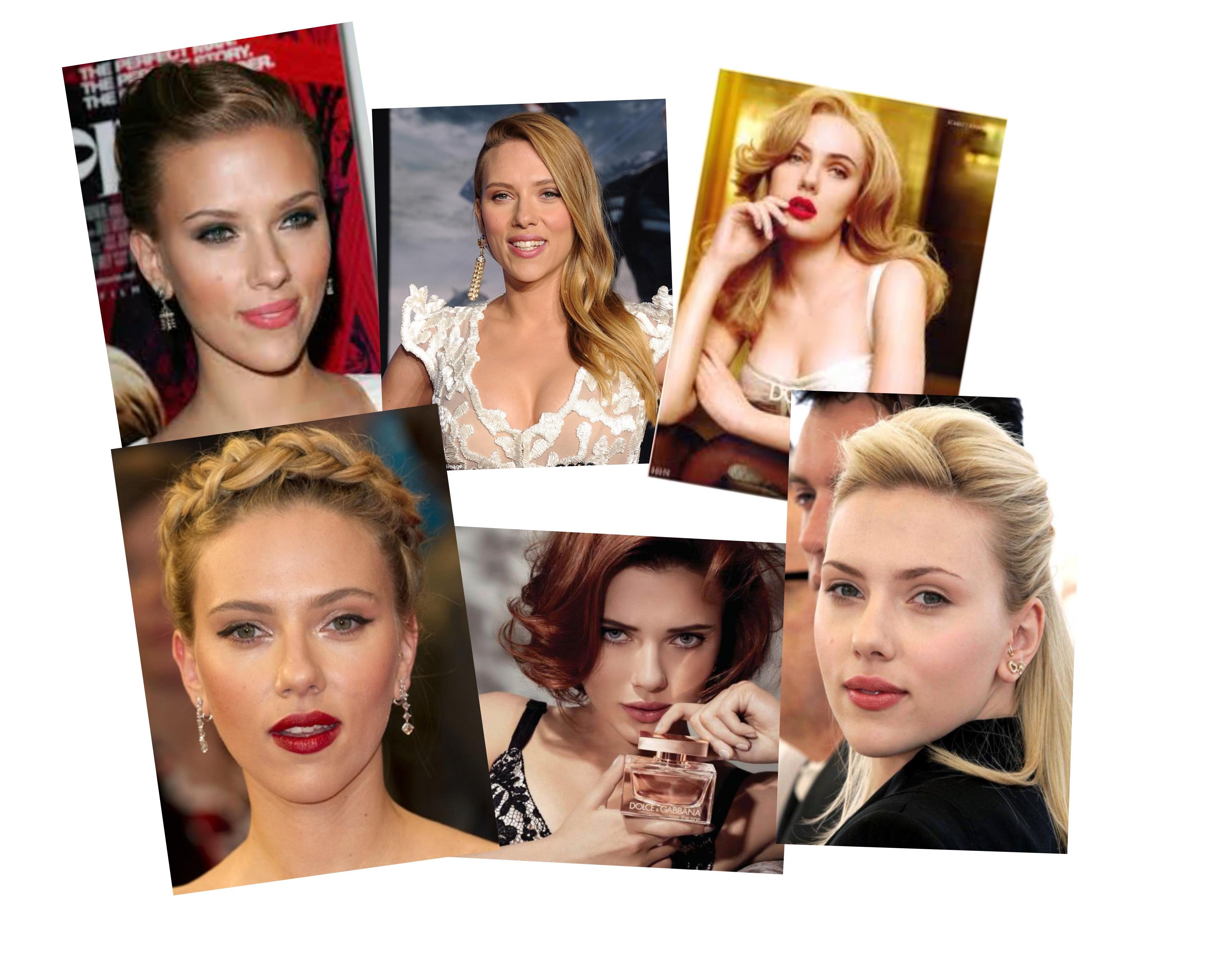 Tutorial trucco  Scarlett Johansson