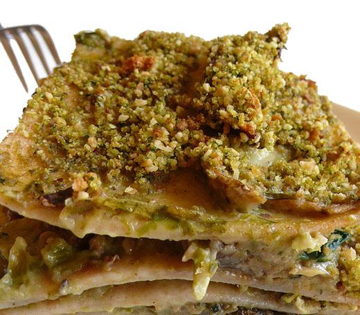 Ricetta lasagne integrali al forno