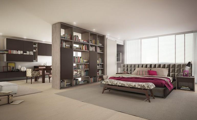 Cinque idee per arredo piccolo loft donne magazine - Idee originali arredamento ...