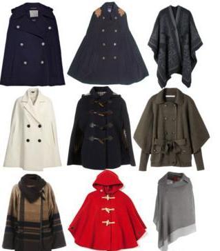 I cappotti di tendenza dell'inverno 2015