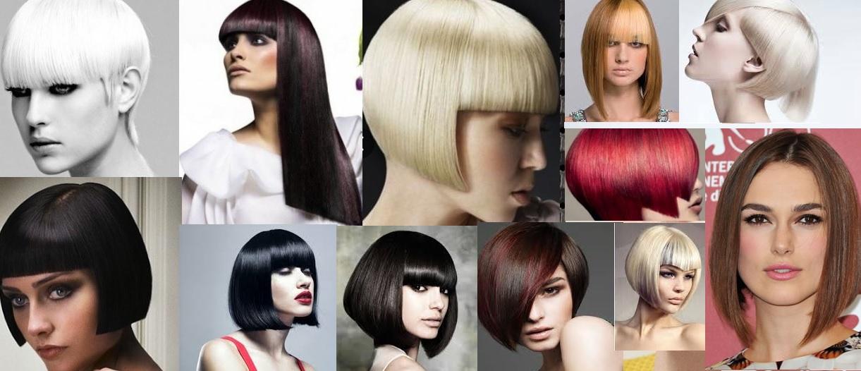 Tagli di capelli geometrici per il 2015