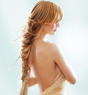 treccia di Rapunzel