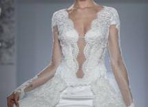 Dieci abiti da sposa effetto nude