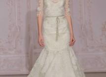 vestito da sposa effetto nude monique lhuillier